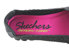 Skechers Ez Flex 2 Stretch Weave Womens Casual Shoes