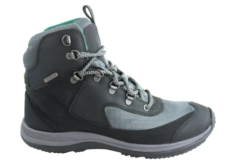 Rockport Womens Urban Gear Waterproof Mountain Bootie Womens Boots