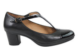 Hispanitas Womens T-Bar Court Shoes Made In Spain