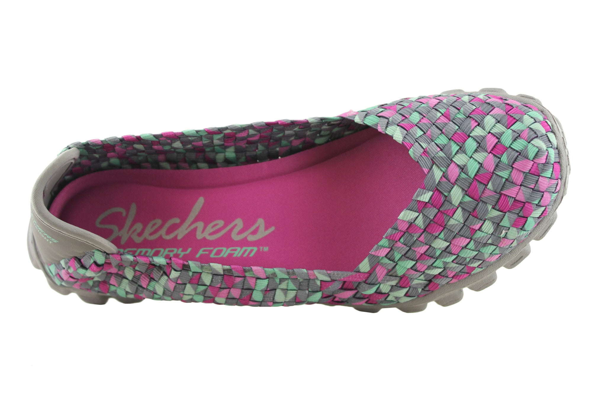 Skechers Ez Flex 2 Full Of Life Womens Casual Shoes