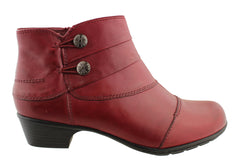 Planet Shoes Haidee Womens Comfort Ankle Boots