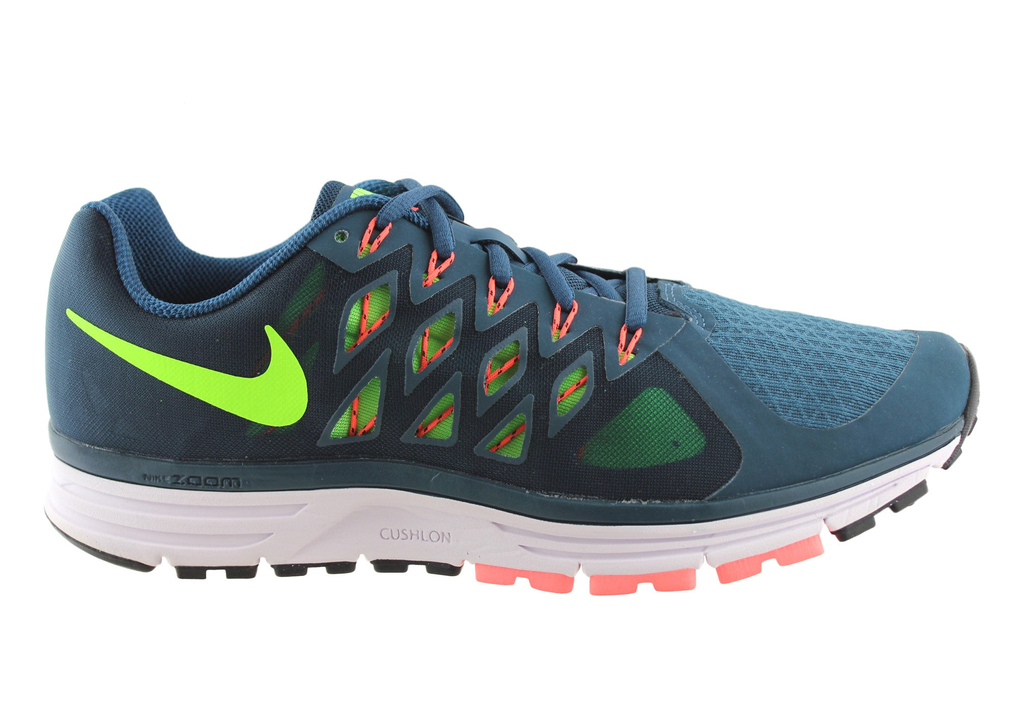 impacto Autenticación Empotrar  Nike Zoom Vomero 9 Mens Premium Cushioned Running Shoes | Brand House Direct