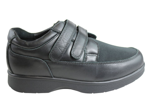 Axign Medical Footwear Mens Alex Diabetic & Arthritis Relief Shoes