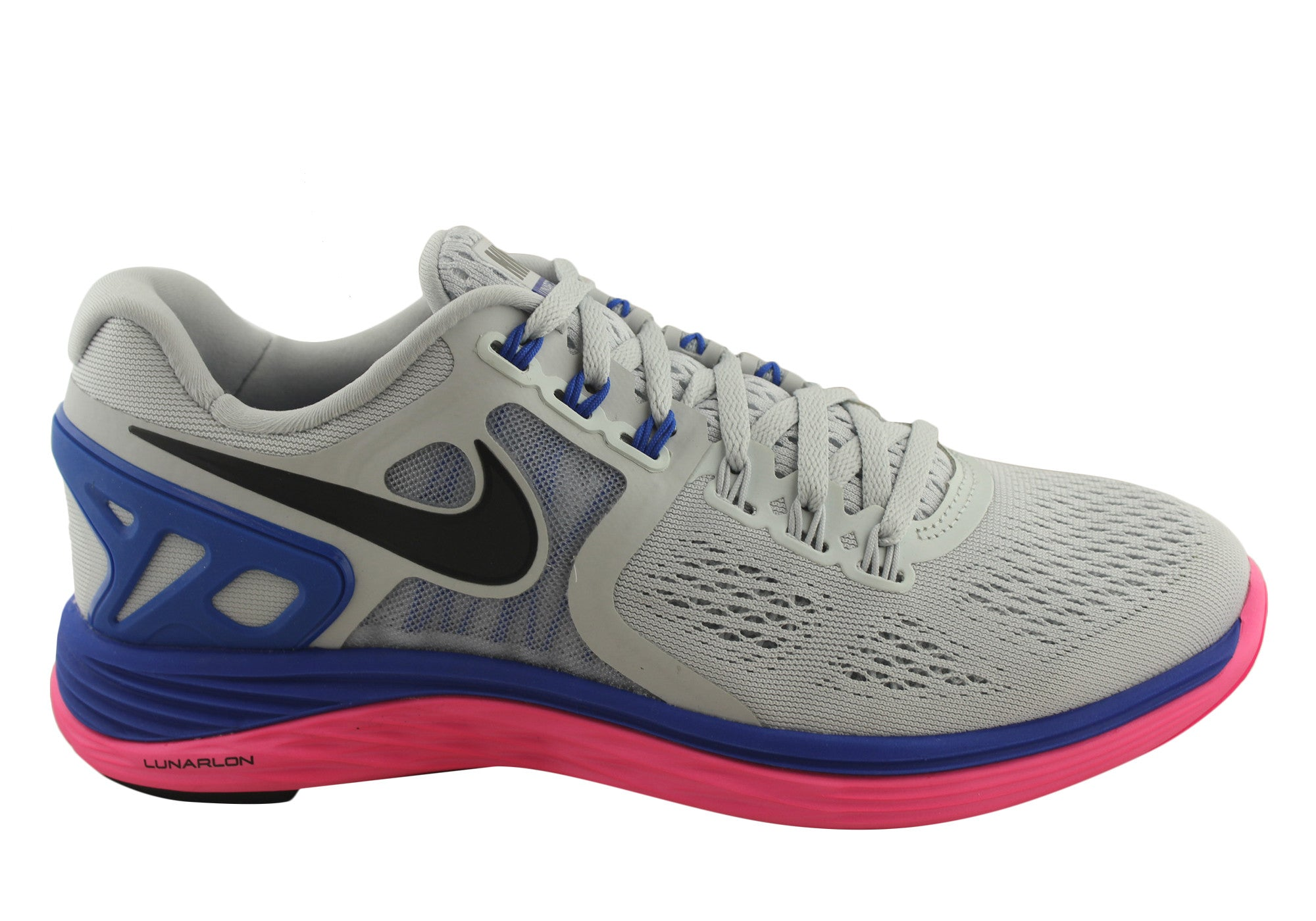 new style 1cc12 a4ee2 Nike Lunareclipse 4 Womens Comfortable Running Shoes