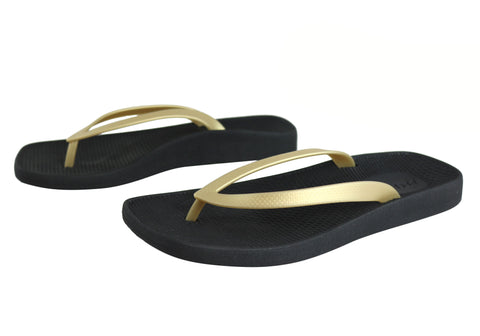 94519b02ee7 Archline Womens Supportive Breeze Orthotic Flip Flops Thongs