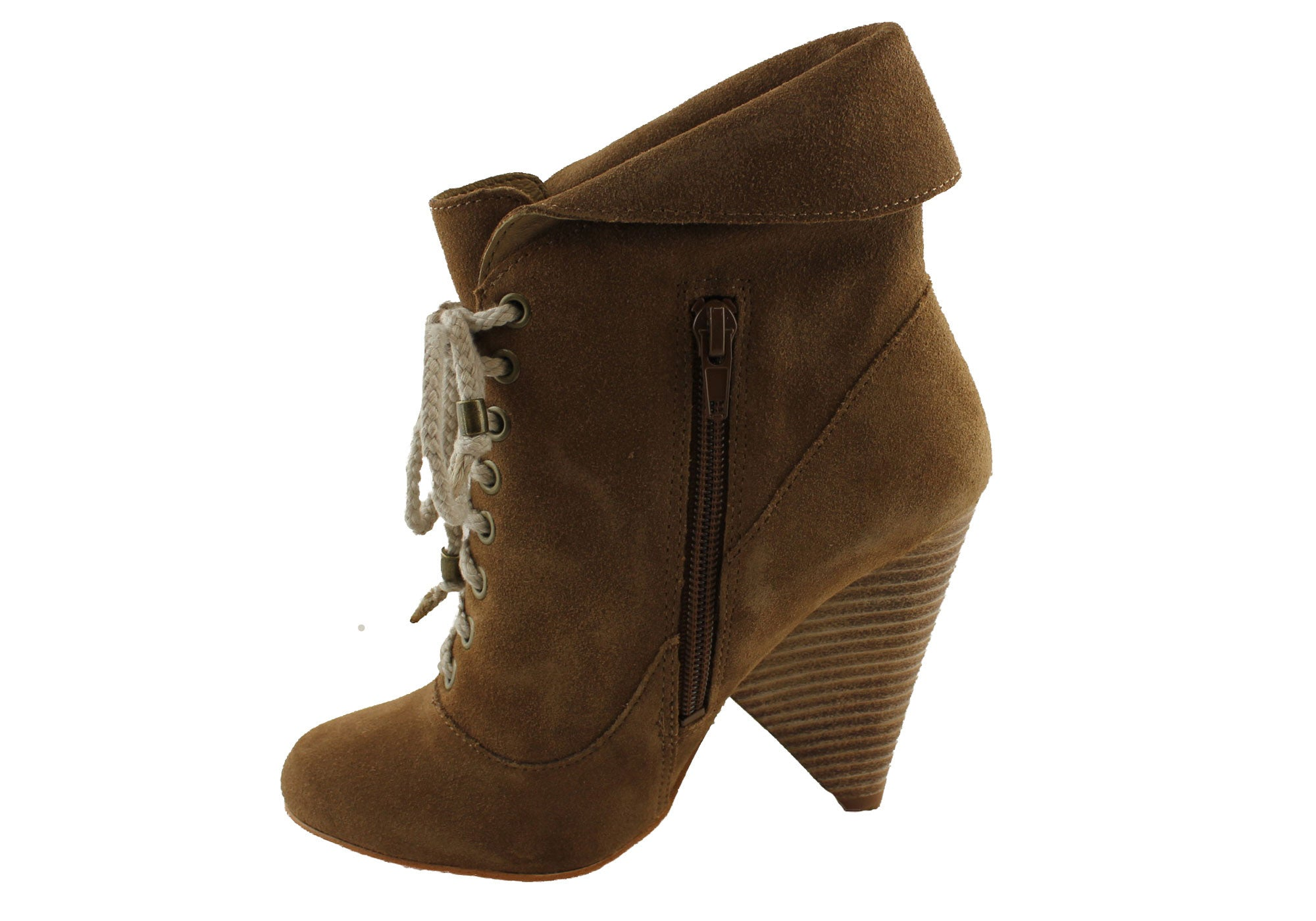 RMK Dalas Womens Fashion Ankle Suede Boots