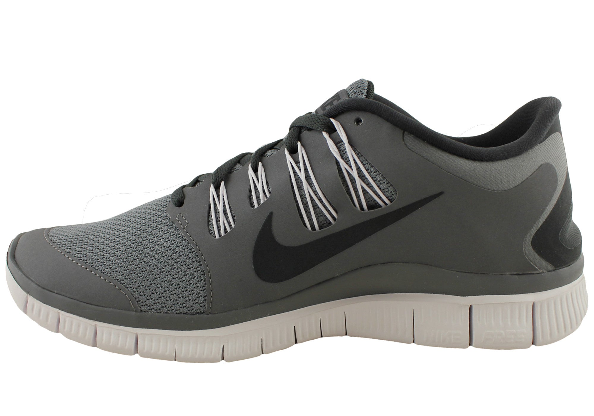 Nike Free 5.0 Mens Running/Sports Cushioned Shoes
