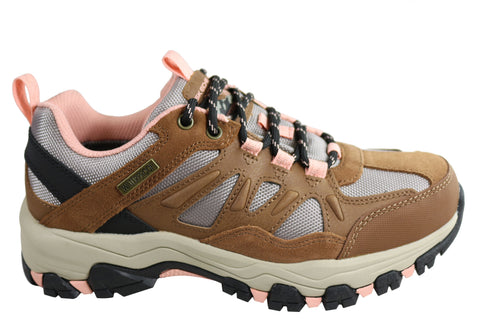 Skechers Womens Relaxed Fit Selmen West Highland Waterproof Shoes