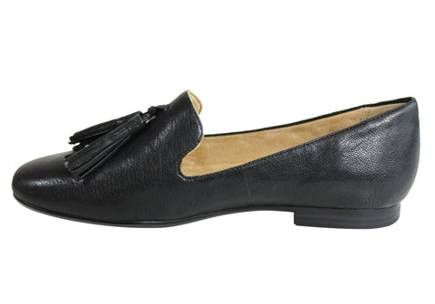 e428c4e132a Naturalizer Elly Womens Comfortable Fashion Flat Leather Loafer Shoes