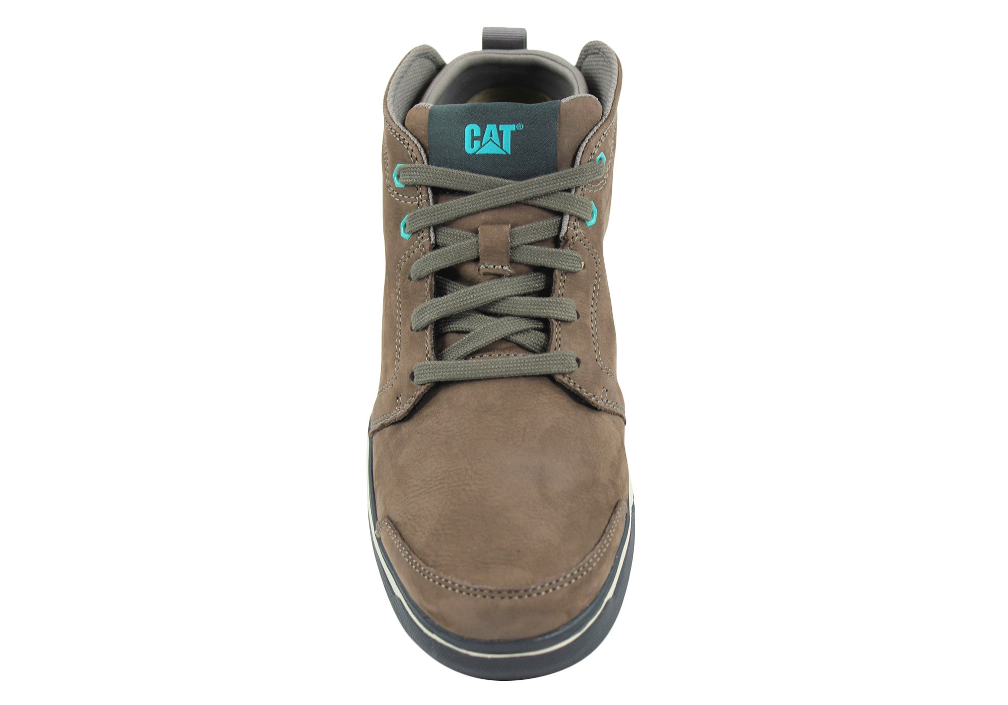 Caterpillar Hackyon Mid Mens Casual Shoes (Wide Fit)
