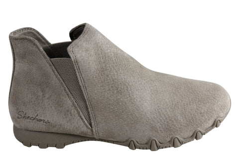 Skechers Womens Bikers MC Bellore Comfortable Ankle Boots