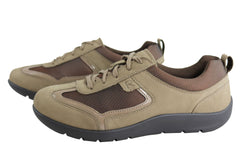 Rockport Moreza T Toe Lace Up Womens Wide Fit Comfort Shoes