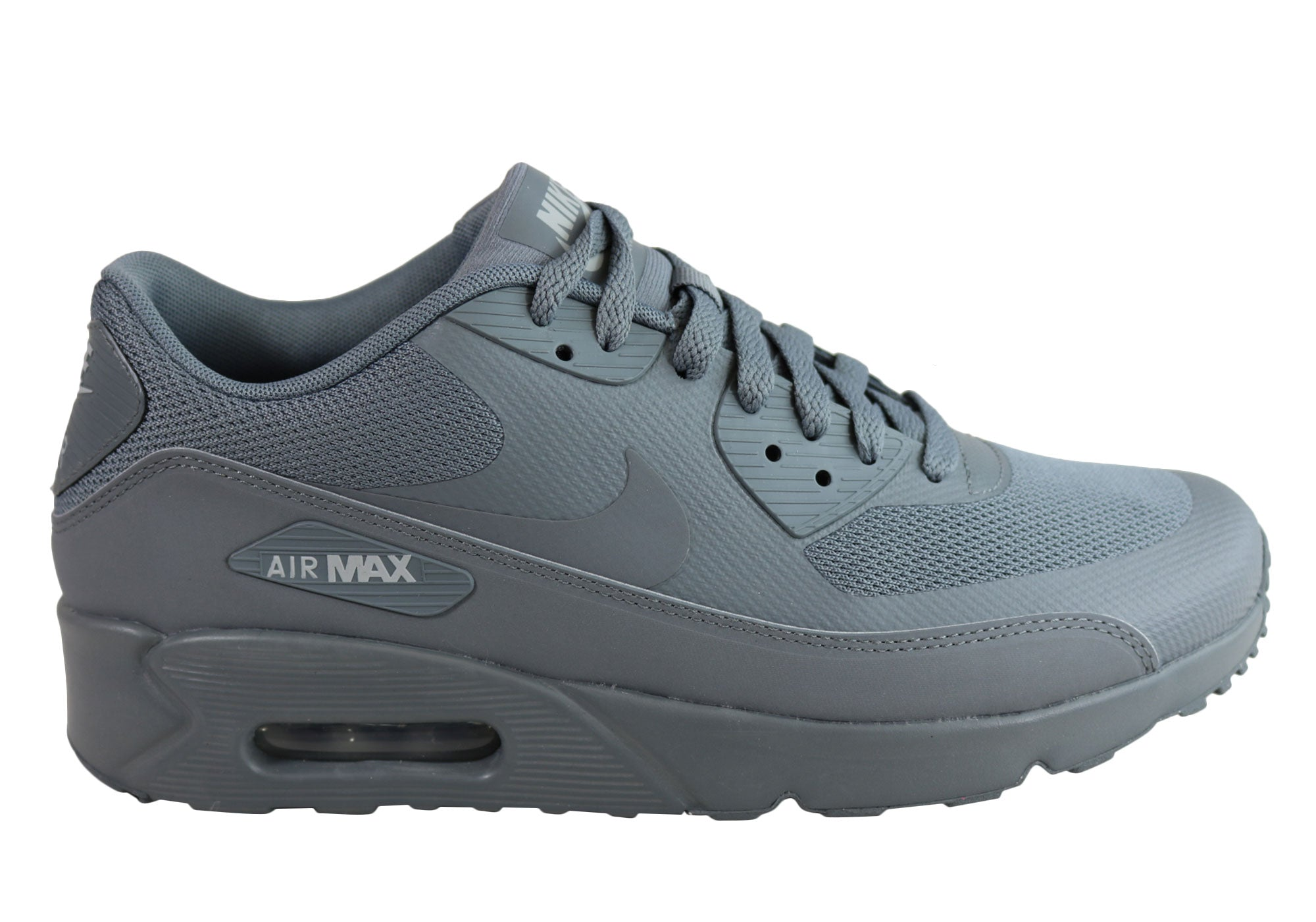 detailed look d79e8 972bf Details about NEW NIKE MENS AIR MAX 90 ULTRA 2.0 ESSENTIAL TRAINERS SPORT  SHOES