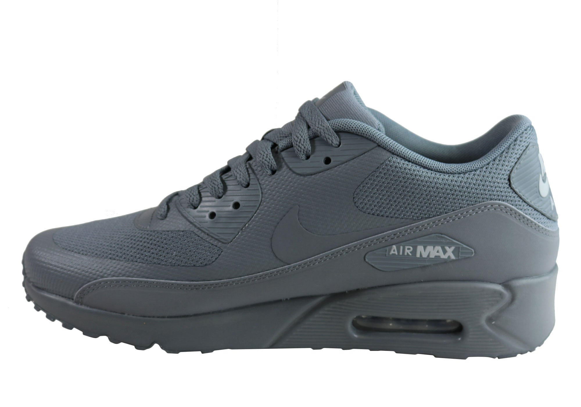 finest selection cc251 2eac3 NEW NIKE MENS AIR MAX 90 ULTRA 2.0 ESSENTIAL TRAINERS SPORT SHOES