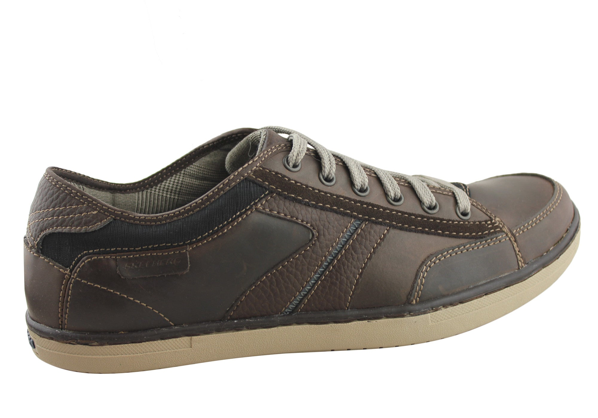 Skechers Serreno Gorden Mens Lace Up Shoes