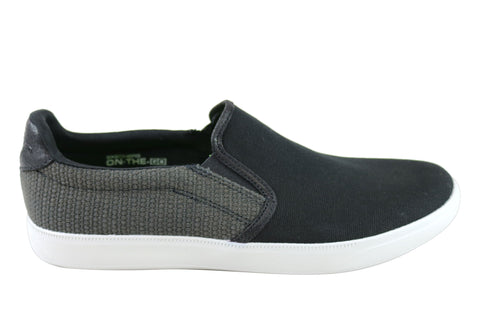 Skechers Go Vulc 2 Zest Mens Slip On Comfortable Casual Shoes