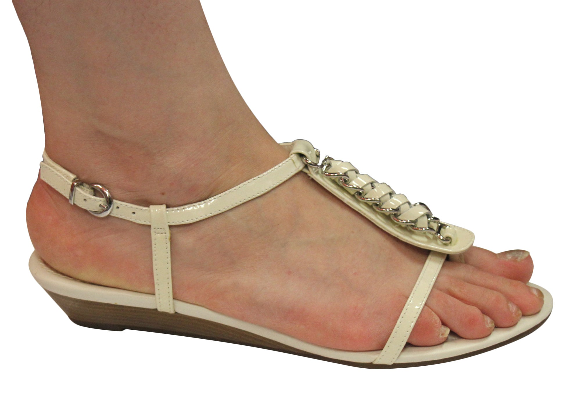 Clarks Santa Cruz Womens Leather Fashion Sandals
