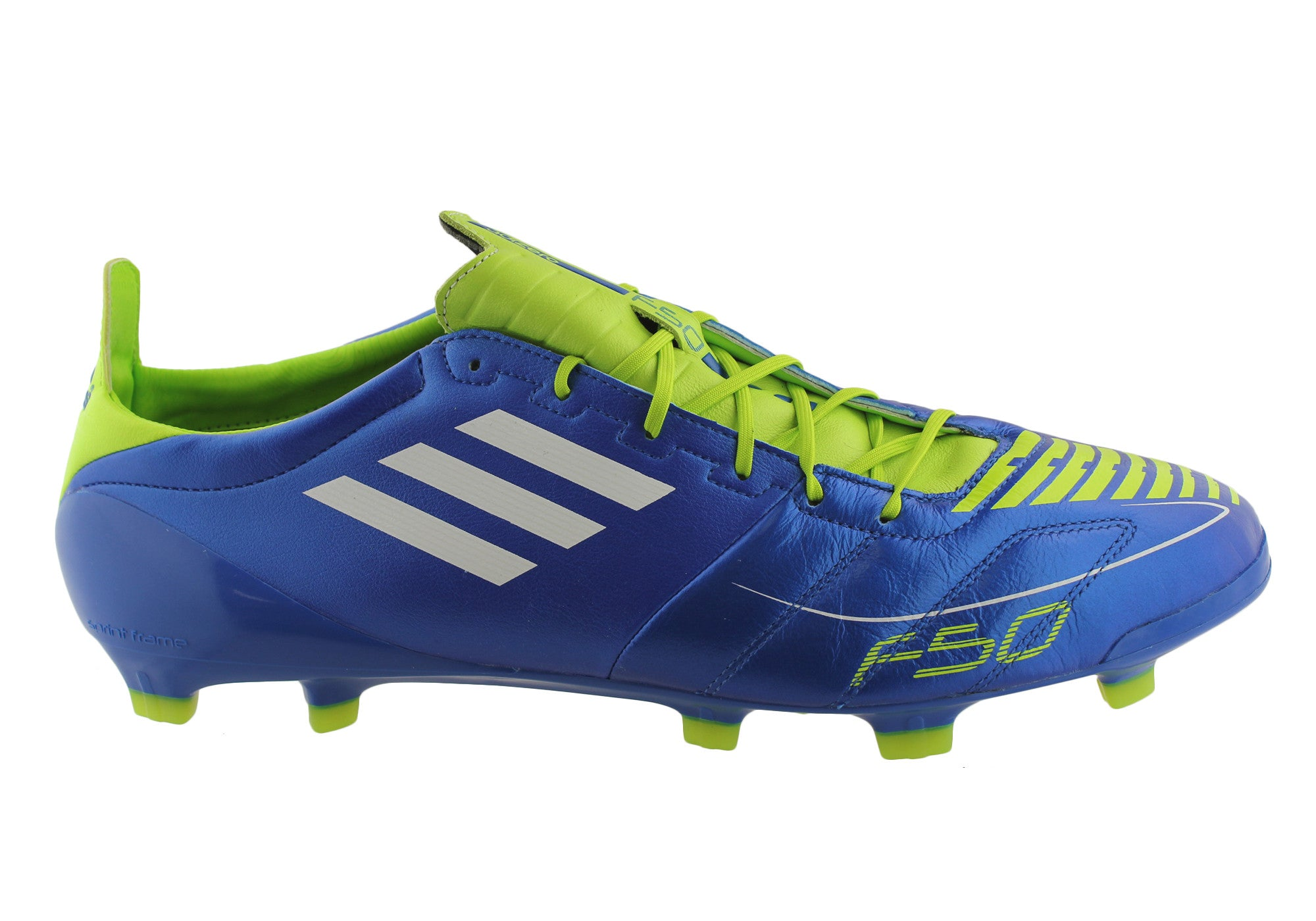 adidas f50 adizero trx fg leather football soccer boots. Black Bedroom Furniture Sets. Home Design Ideas