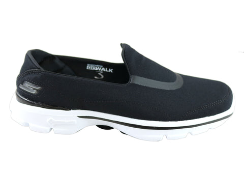 Skechers Go Walk 3 Splendid Womens Comfort Casual Slip On Shoes