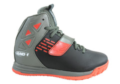 AND1 Tempest Mid Kids Basketball Sneakers