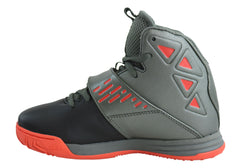 AND1 Tempest Mid Kids Basketball Sport Shoes