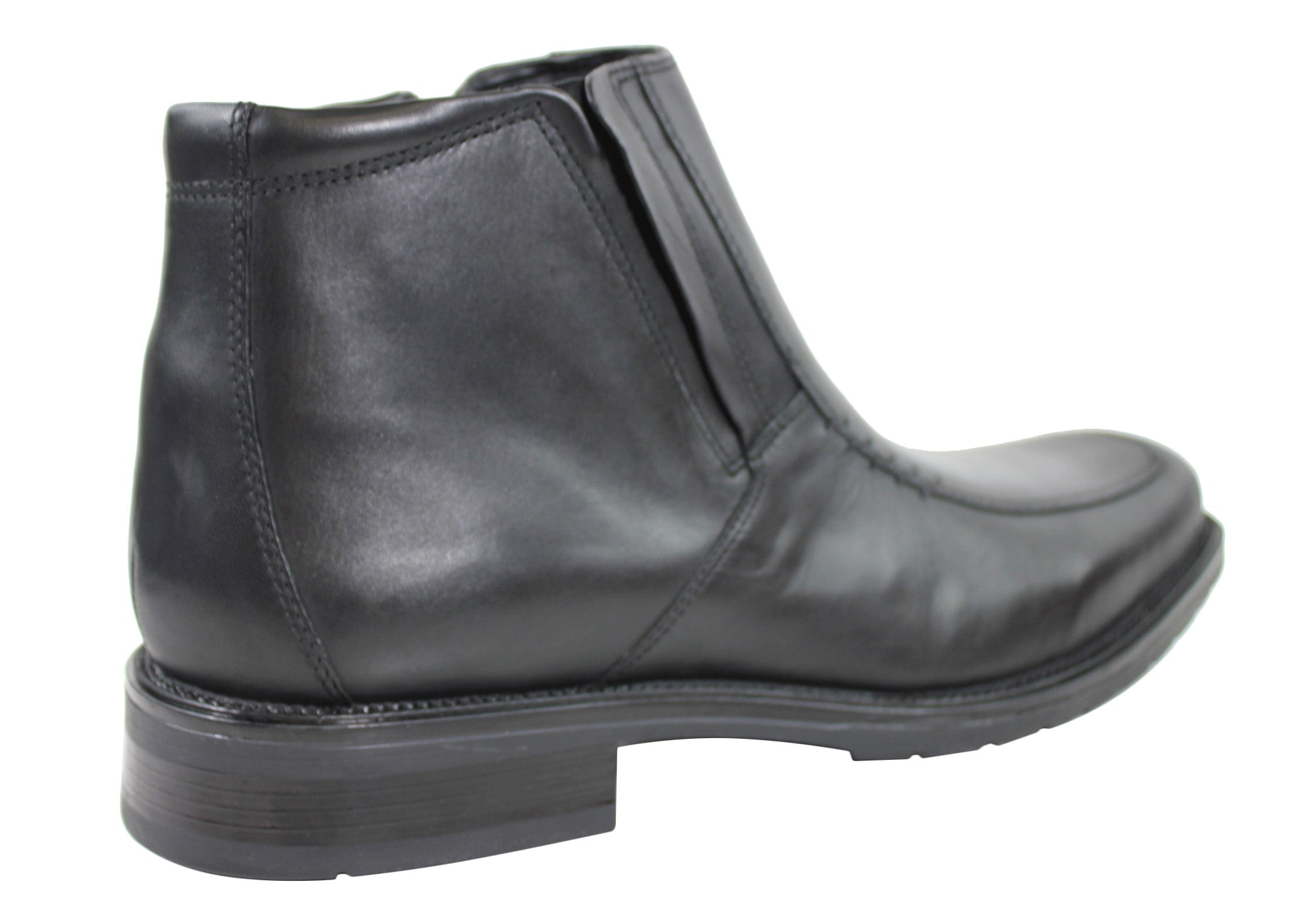 Julius Marlow Krest Mens Leather Zip Up Boots