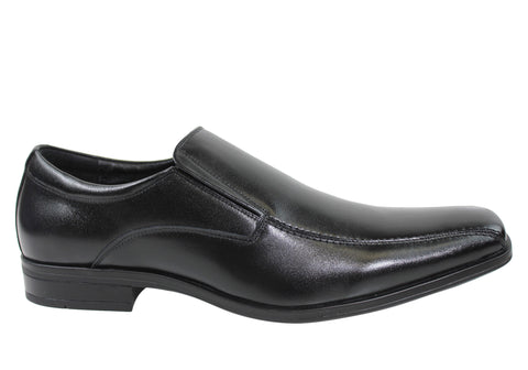 Julius Marlow Ride Mens Leather Slip On Dress Shoes