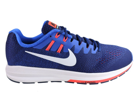 Nike Mens Air Zoom Structure 20 Premium Cushioned Running Sport Shoes