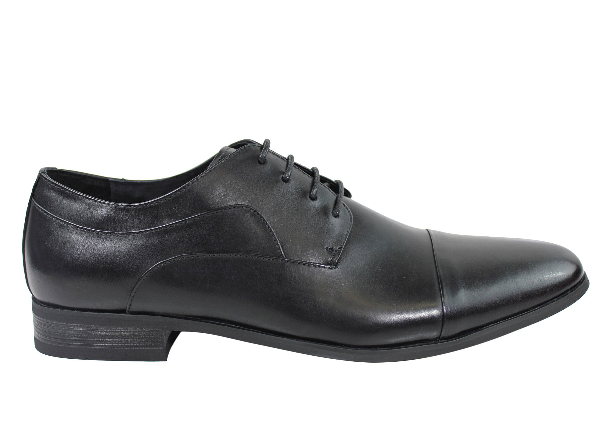 Home Julius Marlow Cyrus Mens Leather Lace Up Shoes. Black ...