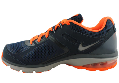 uk availability 6a137 d6c97 Navy Orange  Nike Air Max Defy RN Mens Running Sports Shoes ...