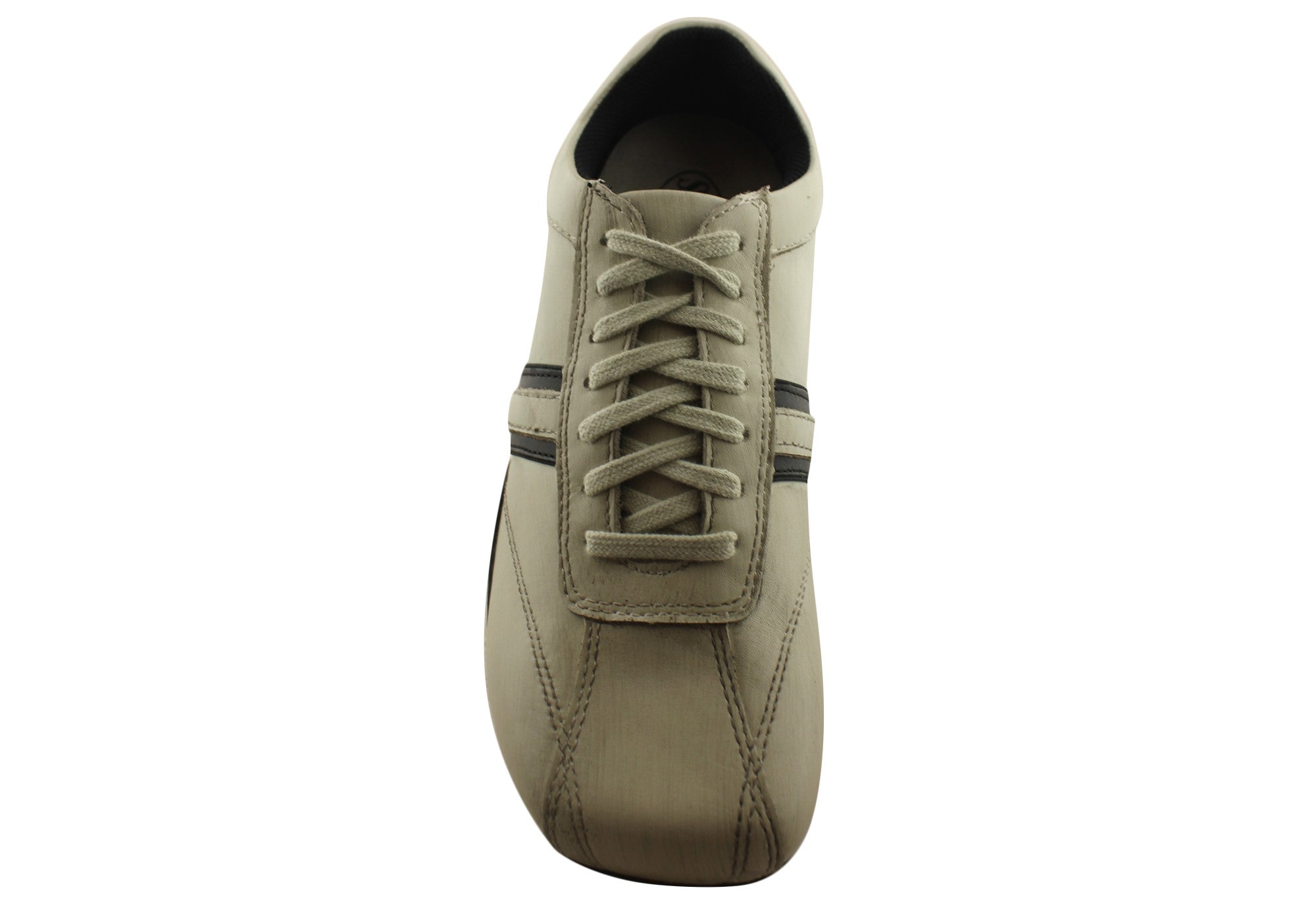 Slatters Valiant Mens Leather Lace Up Casual Shoes