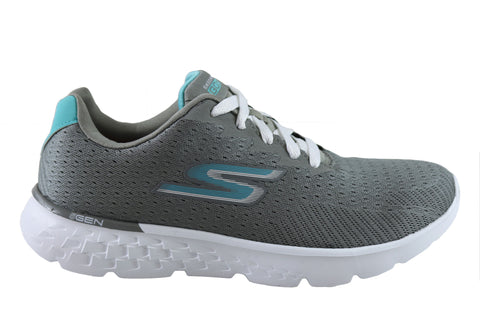 Skechers Womens Go Run 400 Sole Lightweight Comfort Athletic Shoes