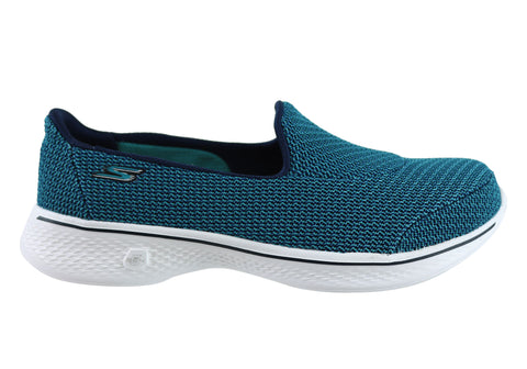 Skechers Go Walk 4 Majestic Womens Comfortable Casual Shoes
