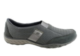 Skechers Breathe Easy Resolution Womens Memory Foam Shoes
