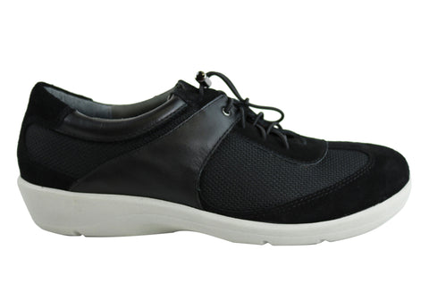 Scholl Orthaheel Bauble Womens Supportive Comfort Casual Shoes
