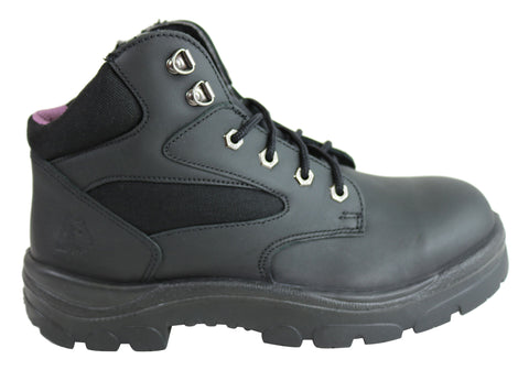 Steel Blue Womens 512758 Parkes Zip Steel Toe Comfort Work Boots