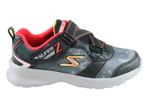 Skechers Skech Stepz Hyperlift Boys/Kids Comfortable Sport Shoes