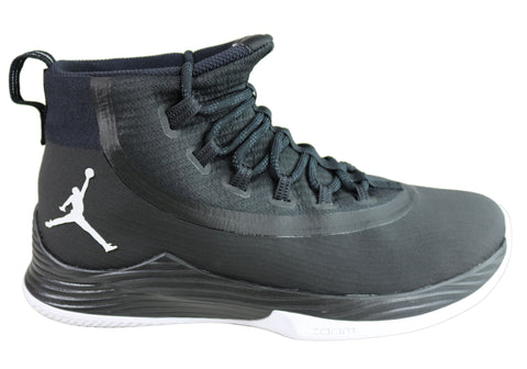 Nike Jordan Ultra Fly 2 Mens Black Basketball Shoes
