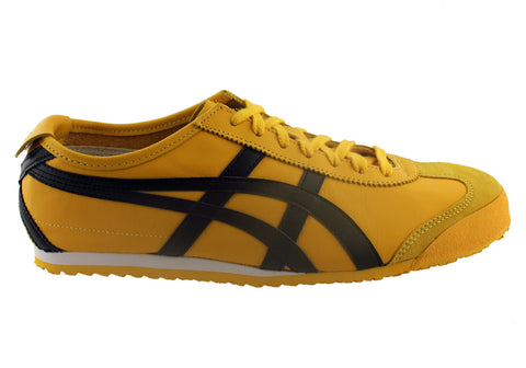 on sale b4508 21a95 Asics Onitsuka Tiger Mexico 66 Mens Leather Lace Up Casual Shoes | Brand  House Direct