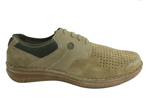 Josef Seibel Anvers 20 Mens Wide Fit Comfort Shoes