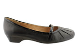 Hush Puppies Kooples Womens Leather Comfort Flats