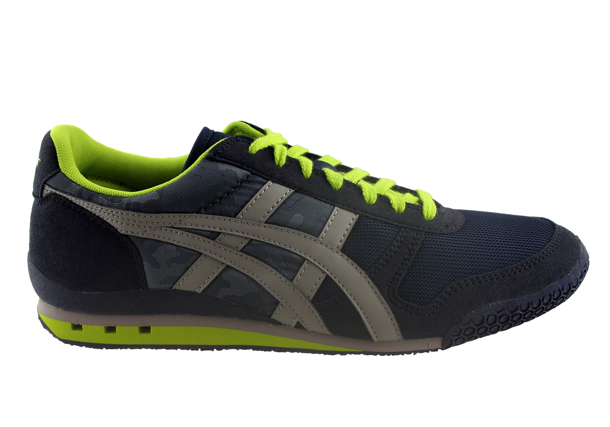 promo code 5e040 2ac02 Onitsuka Tiger Ultimate 81 Mens Lace Up Casual Shoes