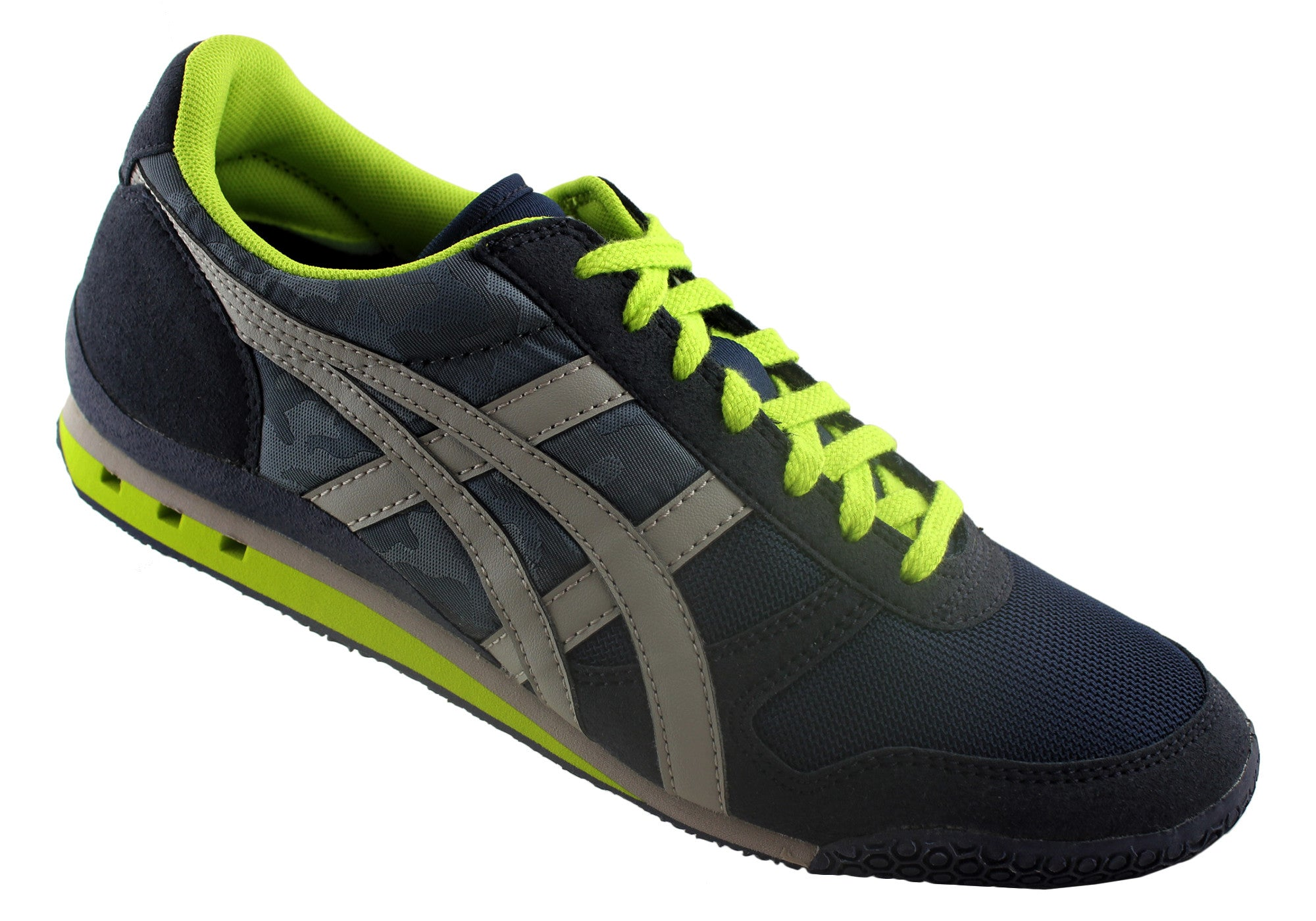 Onitsuka Tiger Ultimate 81 Mens Lace Up Casual Shoes
