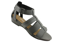 Hush Puppies Gwyneth Womens Comfortable Leather Sandals