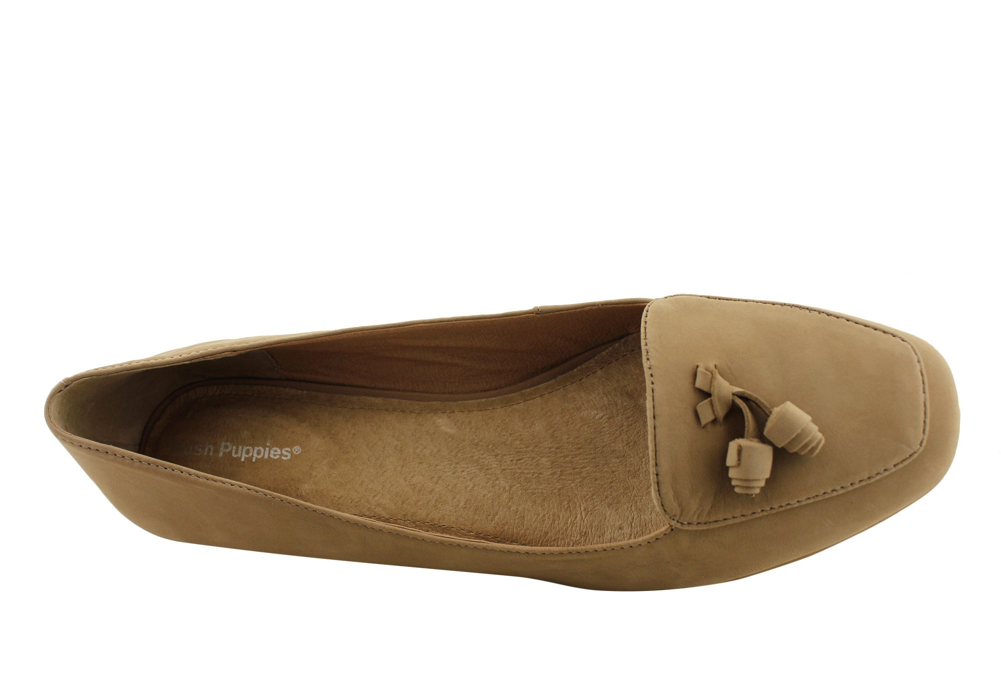 Hush Puppies Paris Womens Comfortable Flat Shoes