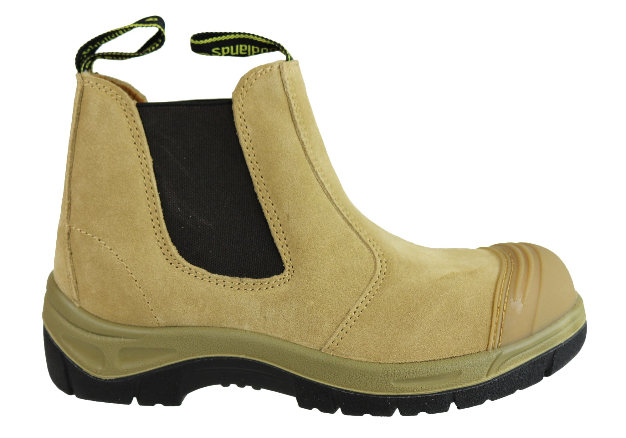 Woodlands Contractor Mens Steel Toe Work Boots | Brand House