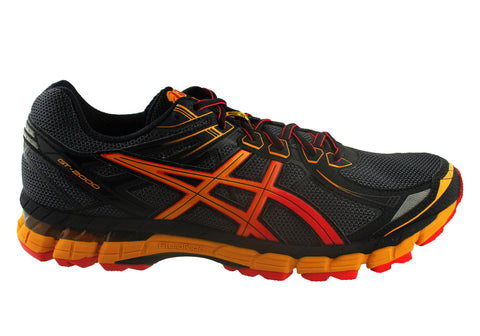 Asics GT-2000 2 Trail Mens Premium Cushioned Running/Sport Shoes
