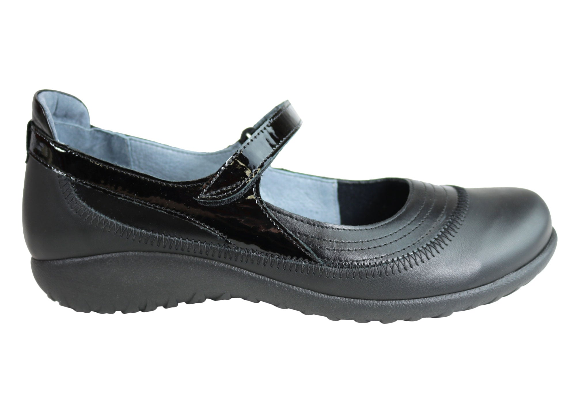 New Naot Kirei femmes Comfort Cushioned Orthotic Friendly Mary Jane chaussures