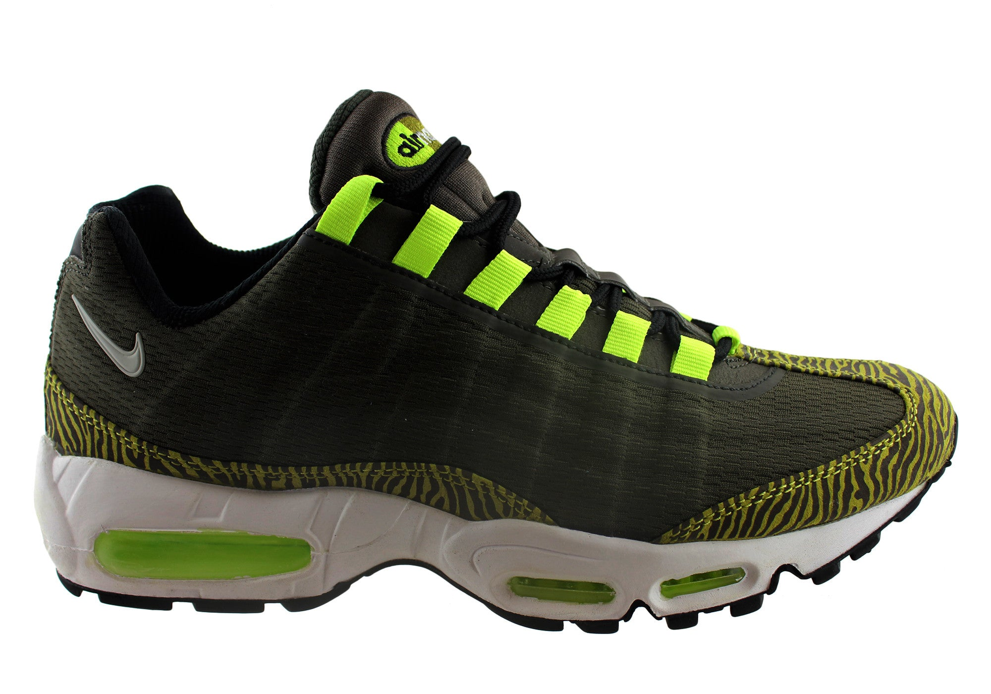 check out 61968 217da Nike Air Max 95 PRM Tape Mens Cushioned Running Shoes | Brand House ...