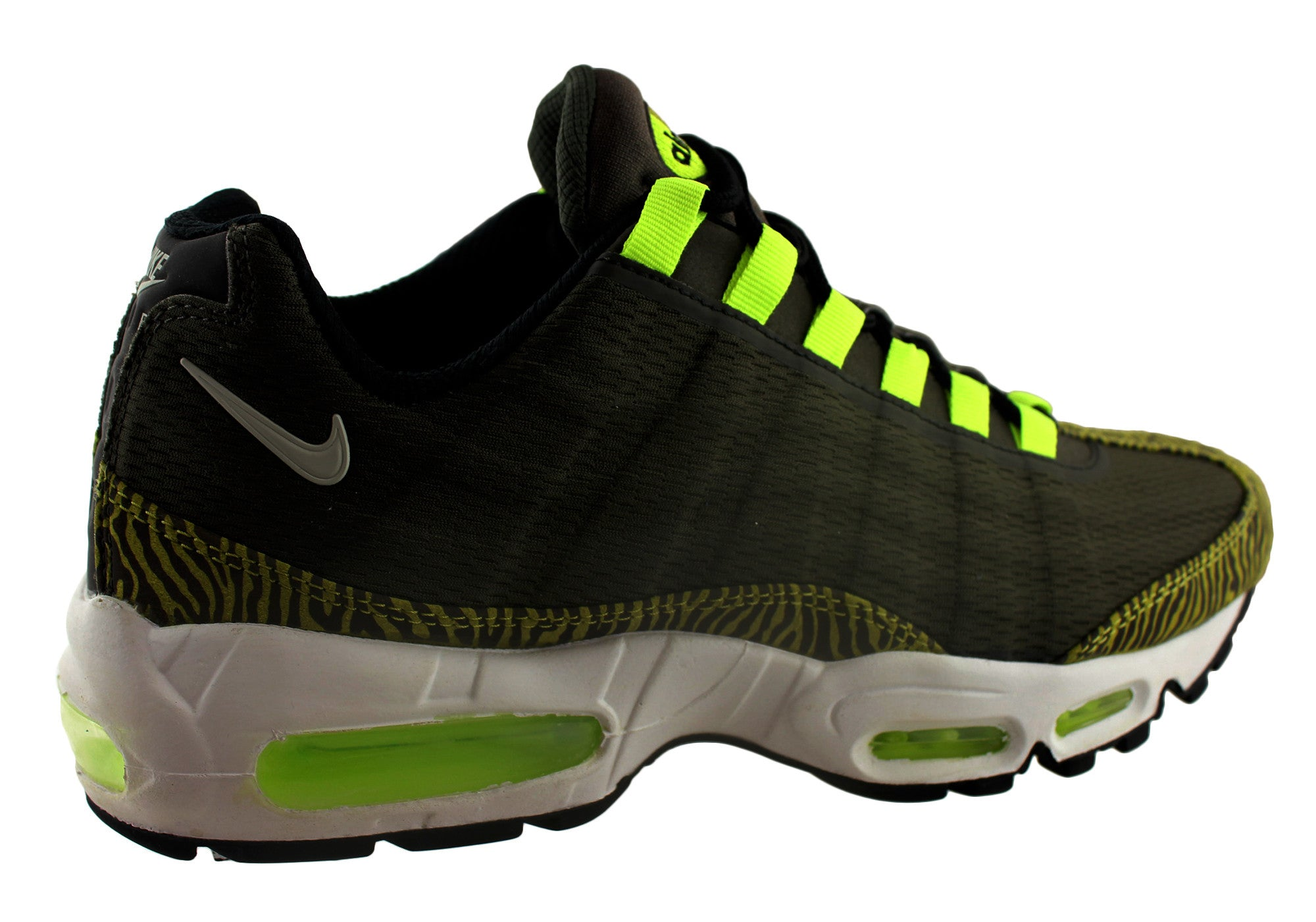 Nike Air Max 95 PRM Tape Mens Cushioned Running Shoes